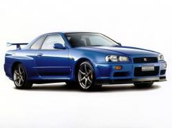 Nissan Skyline X (R34) Coupe