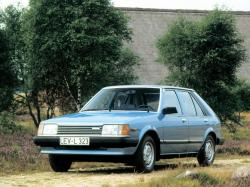 Mazda 323 II (BD) Hatchback