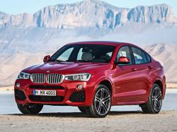 BMW X4 I (F26) Closed Off-Road Vehicle