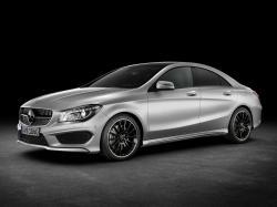 Mercedes-Benz CLA-Class I (C117/X117) Saloon