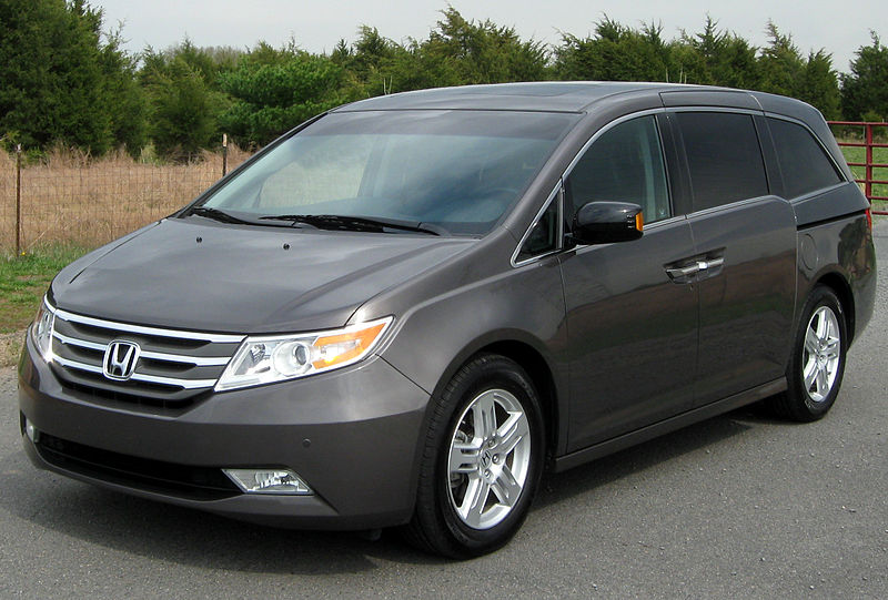 Honda Odyssey Specs Of Wheel Sizes Tires Pcd Offset