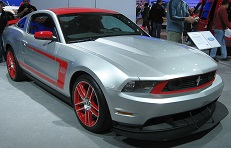 Ford Mustang Boss 302 II Coupe