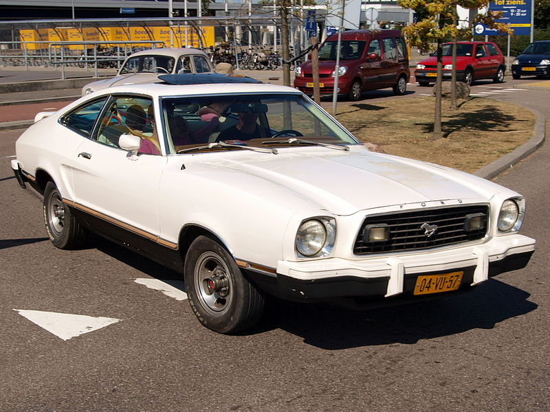 Ford Mustang II Coupe