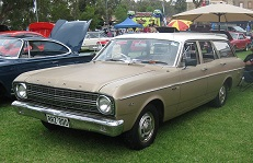 Ford Falcon XR-XY Estate