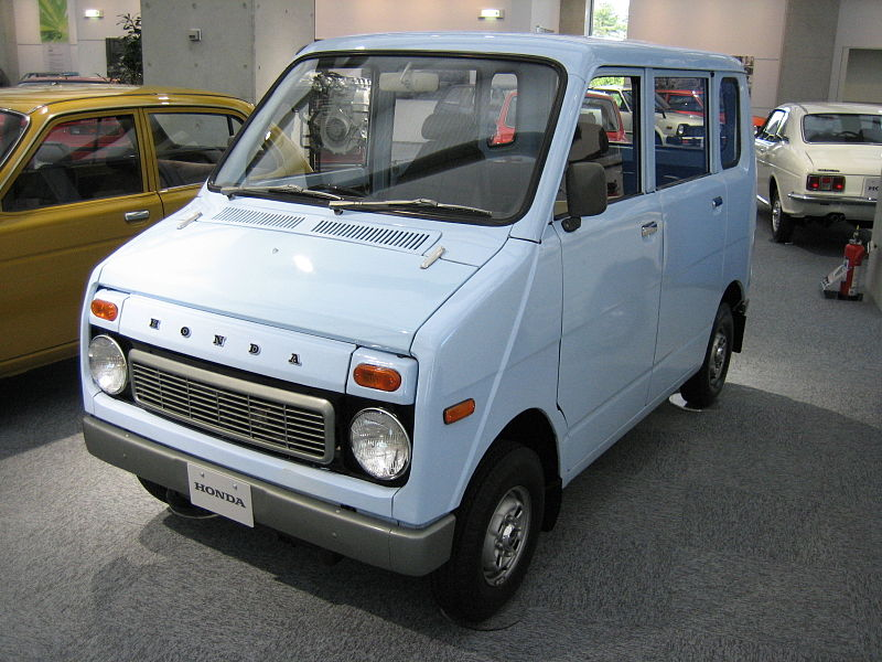 Honda Life SA/VA/WA Box