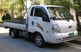 Kia Bongo IV Chassis cab