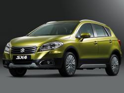 Suzuki SX4 II (S-Cross) Closed Off-Road Vehicle