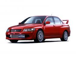 Mitsubishi Lancer Evolution VII Saloon