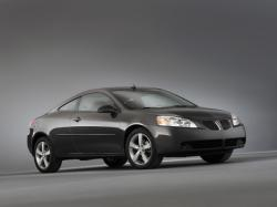 Pontiac G6 wheels and tires specs icon