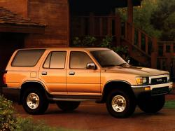 丰田 4Runner II Closed Off-Road Vehicle