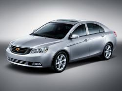 Geely Emgrand EC7 wheels and tires specs icon