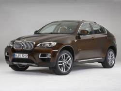 BMW X6 I (E71) Restyling Closed Off-Road Vehicle