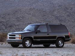 Chevrolet Tahoe I Closed Off-Road Vehicle