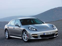 Porsche Panamera I Fastback