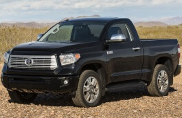 Toyota Tundra 2014 Alloy Wheel Fitment Guide Choose Appropriate Trim Of Toyota  Tundra 2014: