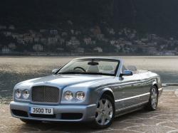 Bentley Azure wheels and tires specs icon