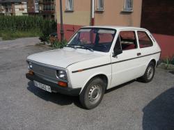 opony do Seat 133 I [1974 .. 1982] [EUDM] Hatchback, 3d