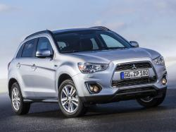 Mitsubishi ASX I Facelift Closed Off-Road Vehicle