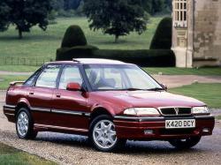 Rover 400 I (XW) Saloon