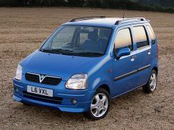 Vauxhall Agila 2000-2007