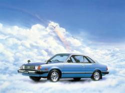 Subaru Leone II Coupe