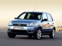 Ford Fusion I (EU) Hatchback