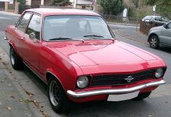 opony do Opel Ascona A [1970 .. 1975] Coupe
