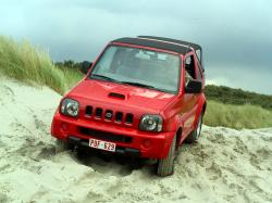 Suzuki Jimny III Open Off-Road Vehicle