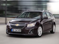 Chevrolet Cruze I Restailing Estate