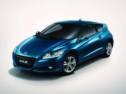 Honda CR-Z wheels and tires specs icon