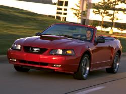 Ford Mustang IV Convertible