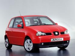 opony do Seat Arosa 6H [1997 .. 2005] [EUDM] Hatchback, 3d