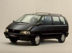 Renault Espace II MPV