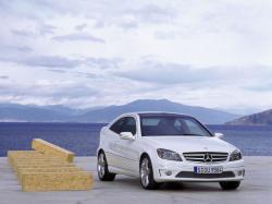 Mercedes-Benz CLC-Class (W203) Coupe
