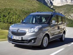 Opel Combo D MPV