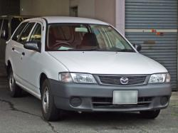 Mazda Familia VII (BH) Estate