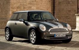 MINI Cooper II (R50) Hatchback