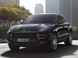 Porsche Macan Closed Off-Road Vehicle