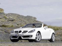 Mercedes-Benz SLK-Class II (R171) Convertible