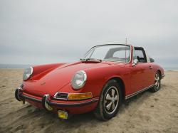 Porsche 911 I (901, 911) Targa