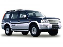 Ford Everest U268 Closed Off-Road Vehicle