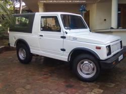 Maruti Gypsy Open Off-Road Vehicle