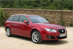 opony do Seat Exeo 3R [2008 .. 2013] [EUDM] Estate, 5d