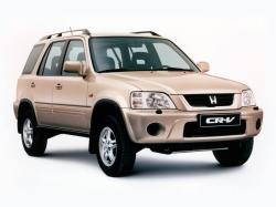 Honda CR-V RD1–RD3 Closed Off-Road Vehicle