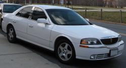 Lincoln LS I Saloon