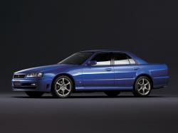 Nissan Skyline X (R34) Berline