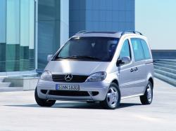 Mercedes-Benz Vaneo (W414) MPV