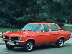 opony do Opel Ascona A [1970 .. 1975] Saloon