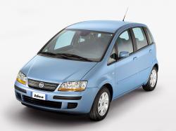 Fiat Idea I MPV