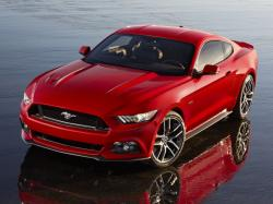 Ford Mustang VI Coupe
